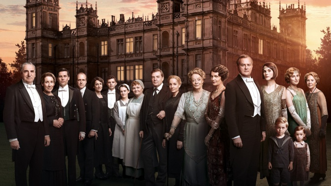 The Gospel of Downton Abbey